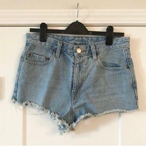 BDG | Super High Rise Cheeky Jean Shorts